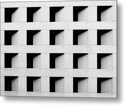 St. Mary's Squares Metal Print by Todd Klassy