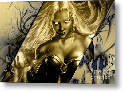 Storm Collection Metal Print by Marvin Blaine
