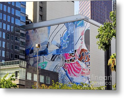 Street Photography Metal Print by Clayton Bruster