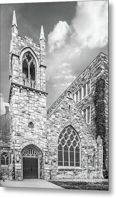 Temple University Metal Print by University Icons