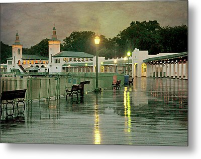 The After Rain Metal Print