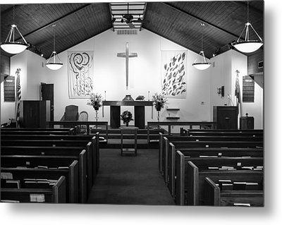 Metal Print featuring the photograph The Altar by Monte Stevens