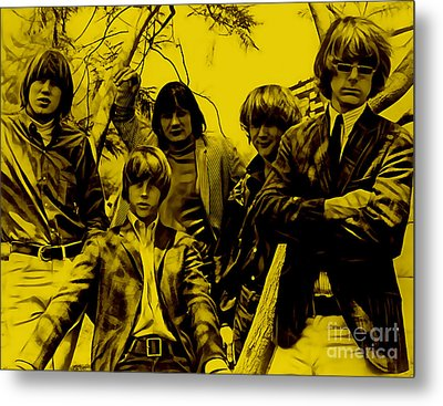 The Byrds Collection Metal Print