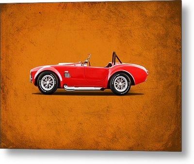The Cobra Metal Print by Mark Rogan