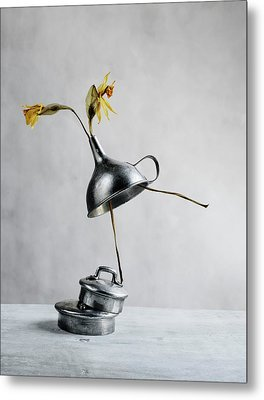 The Dancer Metal Print