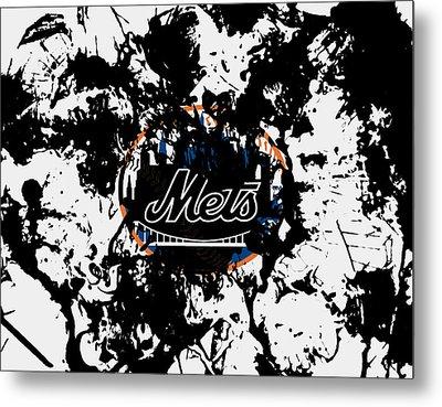 The New York Mets Metal Print