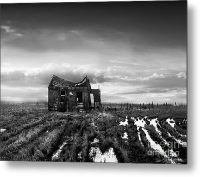 The Shack Metal Print