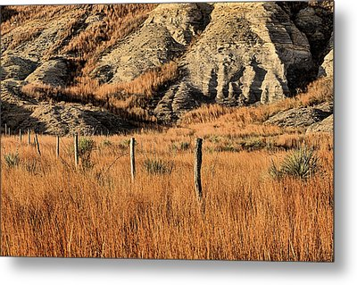 Metal Print featuring the photograph This Is Kansas by JC Findley