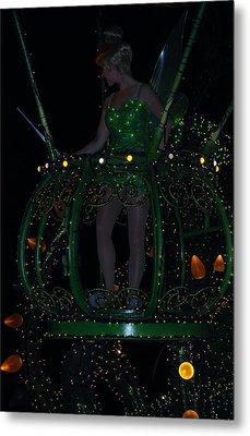Tinker Bell Metal Print by Rob Hans