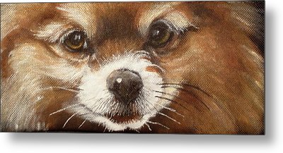 Tippy Metal Print by Carol Russell