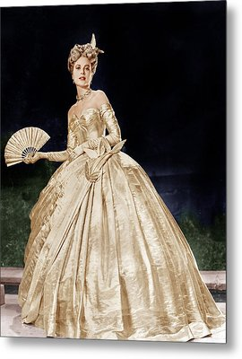To Catch A Thief, Grace Kelly, 1955 Metal Print