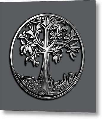 Tree Of Life Collection Metal Print by Marvin Blaine