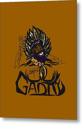 Tribe Of Gad Metal Print