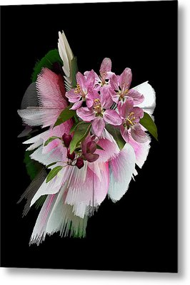 Waiting For Spring Metal Print by Judy Johnson