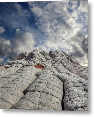 Metal Print featuring the photograph Where Heaven Meets Earth 2 by Bob Christopher