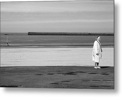 Which Way Metal Print by Jez C Self