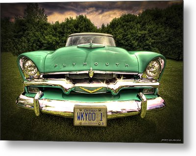Wicked One Metal Print by Jerry Golab
