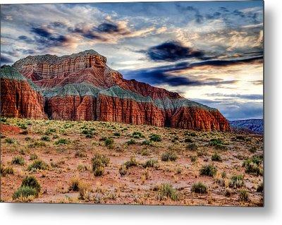 Wild Horse Mesa Metal Print by Utah Images