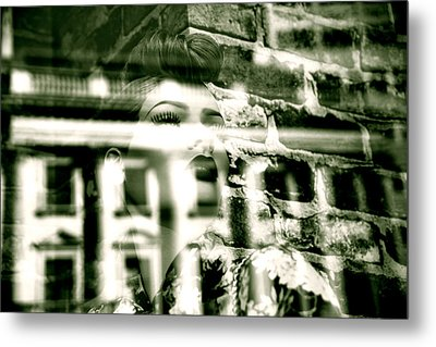 Within These Walls Metal Print