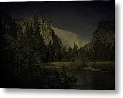 Metal Print featuring the photograph Yosemite National Park by Ryan Photography