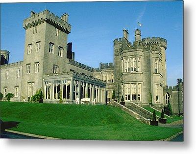 Dromoland Castle Near Shannon Ireland Metal Print