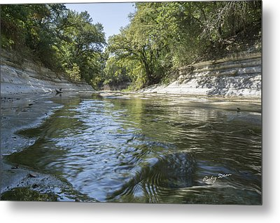 10 Mile Creek Metal Print