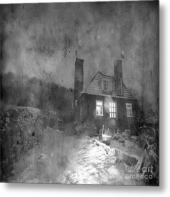 The Winter Time Metal Print by Angel  Tarantella