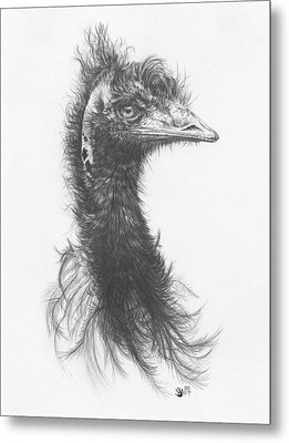 100 Per Cent Humidity Metal Print by Barbara Keith