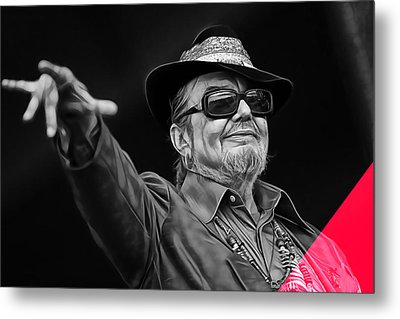 Dr John Collection Metal Print by Marvin Blaine