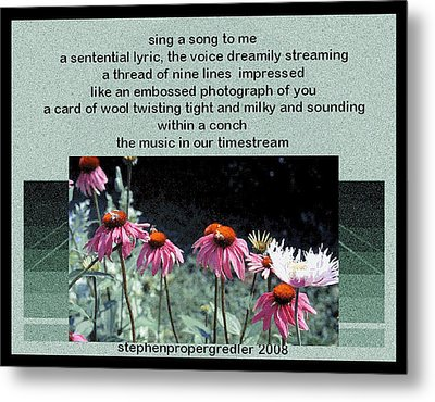 Digital Artistry Metal Print