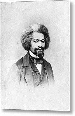 Frederick Douglass Metal Print by Granger