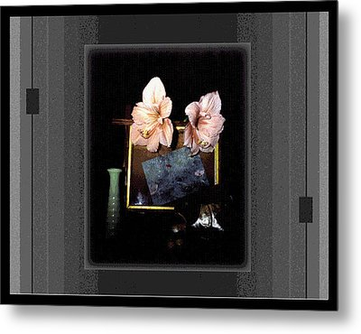 Digital Artistry Metal Print by Stephen Gredler