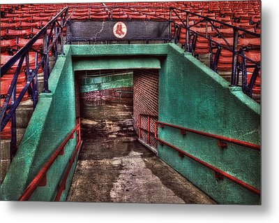 1912 - Fenway Park - Boston Metal Print