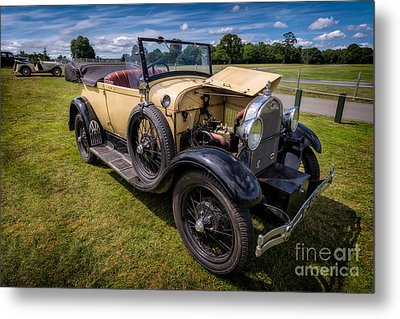1928 Ford Model A  Metal Print by Adrian Evans