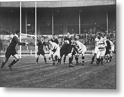 1931 Challenge Cup At Wembley Metal Print