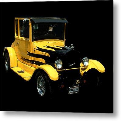 1933 Model T Ford Metal Print by Kathleen Stephens