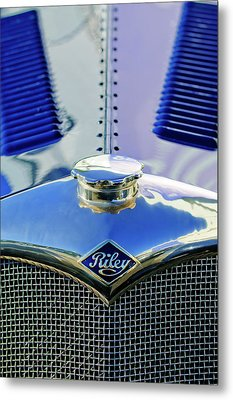 1934 Riley Hood Ornament Metal Print