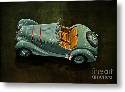 1936 Bmw 328 Roadster Metal Print