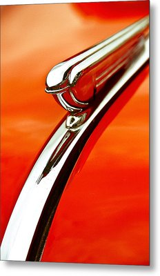 1938 Chev Coupe Metal Print