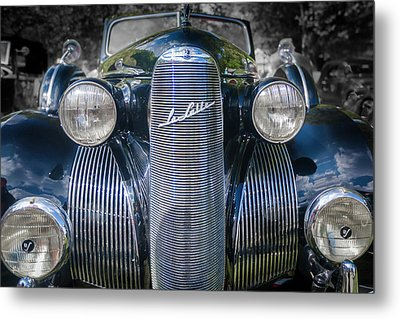1939  Lasalle Covertable Sedan Metal Print by Jack R Perry