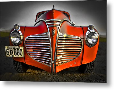 1941 Metal Print by Jerry Golab