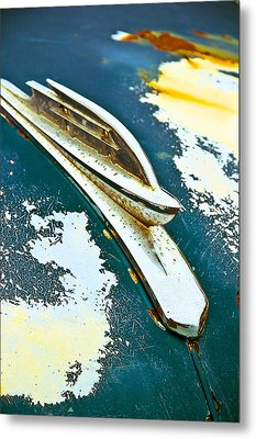 1952 Plymouth Metal Print