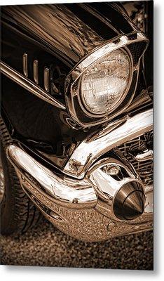 1957 Chevy Bel Air Metal Print
