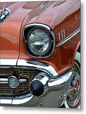 1957 Chevy Metal Print