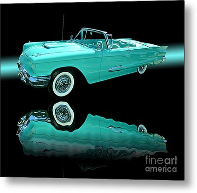 1959 Ford Thunderbird Metal Print