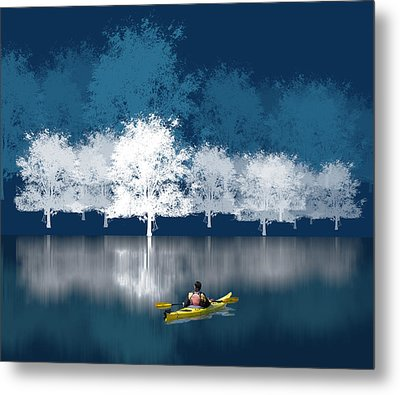 Metal Print featuring the photograph 1964 by Peter Holme III