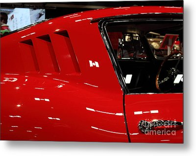 1965 Ferrari 275 Gtb - 5d19897 Metal Print by Home Decor