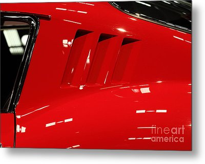 1965 Ferrari 275 Gtb - 5d20034 Metal Print by Home Decor