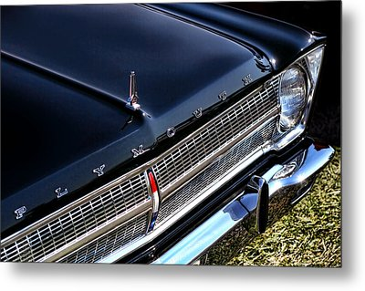 1965 Plymouth Satellite 440 Metal Print by Gordon Dean II