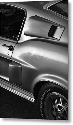 1968 Ford Mustang Shelby Gt 350 Metal Print by Gordon Dean II